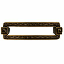 "Greek Key Argos 4.63"" Bar Pull"
