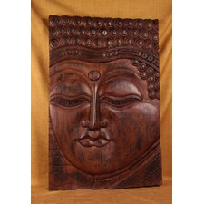 Buddha Eyes Open Panel