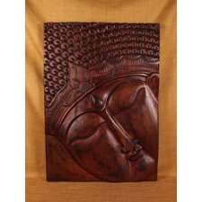 <strong>Miami Mumbai</strong> Wood Panels Flower Band Wall Décor