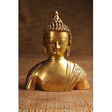 Brass Series Buddha Bust