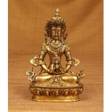 Brass Series Antique Tara Figurine