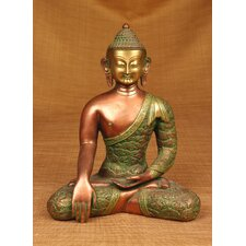 Brass Series Buddha Sitting Statue