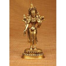 Brass Series Standing Uma Figurine