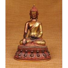Brass Series Medicinal Buddha Figurine