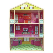 Giant 3 Story Dollhouse