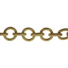 <strong>Jewelryweb</strong> 24k Yellow Gold Cable Necklace