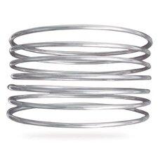 RoundHollowBangle Bracelet