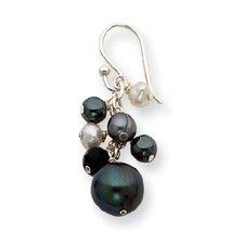 Birthstone Drop Earrings