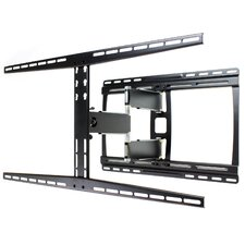 "Ultra Slim Large Articulating/Tilt/Swivel Wall Mount for 33"" - 63"" Flat Panel Screens"