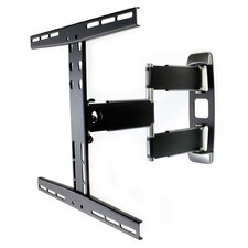 "Ultra Slim Medium Articulating/Tilt/Swivel Wall Mount for 26"" - 46"" Flat Panel Screens"