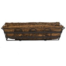 Yorkshire Rectangle Railling Planter