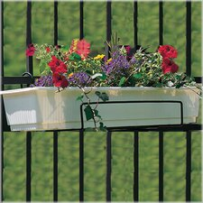 Open-End Adjustable Flower Box Holder