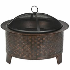 Woven Fire Pit