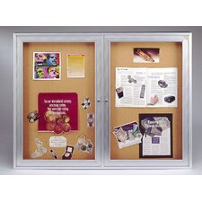 Concealed Lighting Bulletin Board