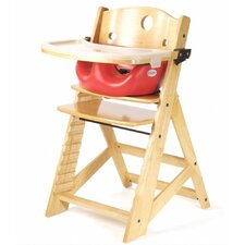 Height Right Kids High Chair with Insert and Tray