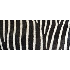 <strong>Bungalow Flooring</strong> Zebra Decorative Mat