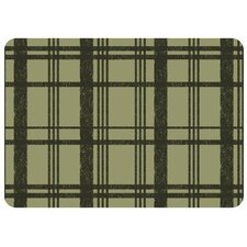 Uptown Grid Decorative Mat