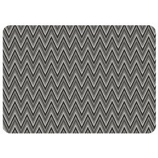 Chevron Weave Decorative Mat