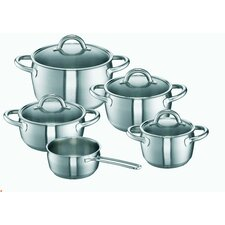 Cool 9 Piece Cookware Set