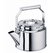 Romana i  17cm Stainless Steel Stovetop Kettle with Lid