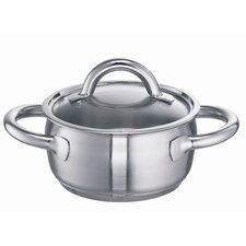 Cool Stainless Steel Casserole