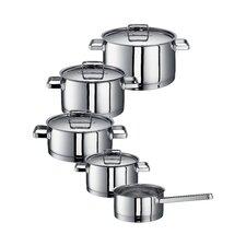Chiara 9 Piece Cookware Set
