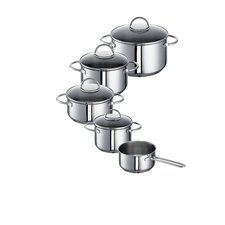 Ravenna 9 Piece Cookware Set