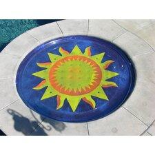 Circular Spa Solar Cover