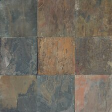Cleft Slate Tile in Rustic Gold