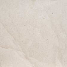 "<strong>MS International</strong> 12"" x 12"" Honed Limestone in Crema Europa"