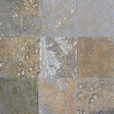 "12"" x 12"" Cleft Slate Tile in San Rio Rustic"