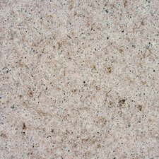 "18"" x 18"" Polished Granite Tile in Almond Mauve"