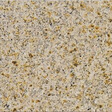 "12"" x 12"" Polished Granite Tile in Giallo Fantasia"