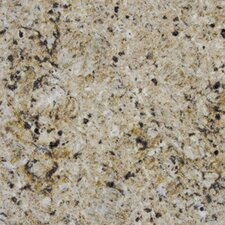 "12"" x 12"" Polished Granite Tile in New Venetian Gold"