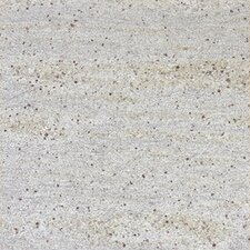 "18"" x 18"" Polished Granite Tile in Kashmir White"
