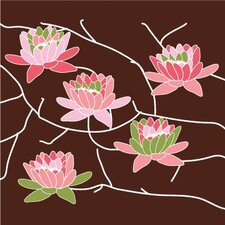 Imagination - Flowering Tree Stretched Wall Art