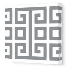 <strong>Avalisa</strong> Pattern - Big Square Stretched Wall Art