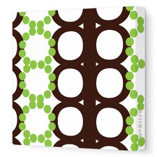 Pattern 65 Stretched Canvas Art