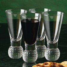Golf Shot Glass (Set of 4)