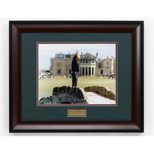 """Palmer Farewell"" Framed Photographic Print"