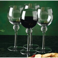 <strong>Golf Gifts & Gallery</strong> Golf Wine Glass (Set of 4)