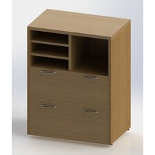 W3 2 Drawer Storage Unit