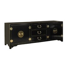 "Studio Designs Pacific Isle 75"" TV Stand"