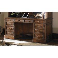 Breckenridge Woodland Credenza Desk