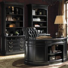 Breckenridge Telluride Kidney Credenza Desk Office Suite