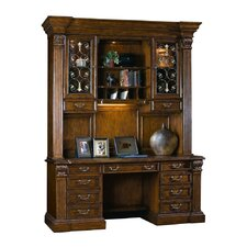 Laredo Credenza Desk with Storage