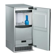 26 lb Brilliance Nugget Ice Machine