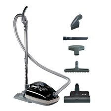 Airbelt K3 Canister Vacuum with ET-1 Power Head and Parquet Brush