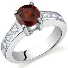 Simply Sophisticated 1.25 carats Ring in Sterling Silver