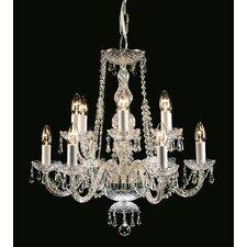 Luxury Modra 12 Light Crystal Chandelier